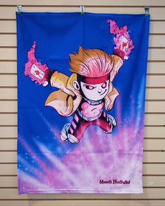 "Gambit 30""x40"" Polar fleece blanket"