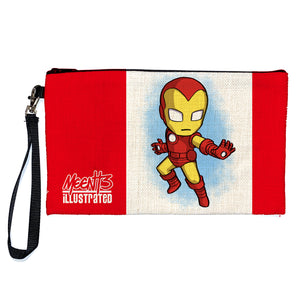 Ironman - Character - Large Pencil/Device Bag