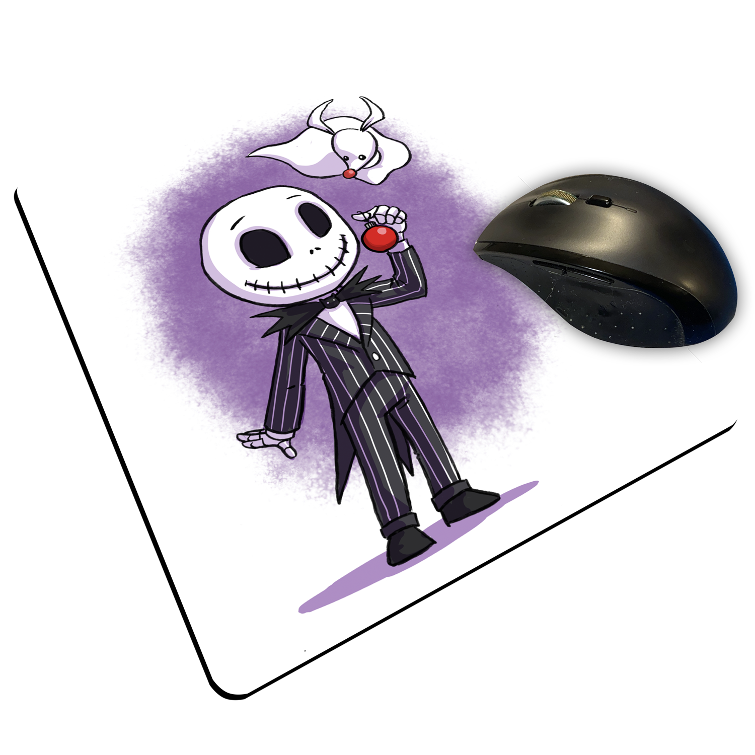 "Jack - Custom ""Thin"" Mouse Pad"