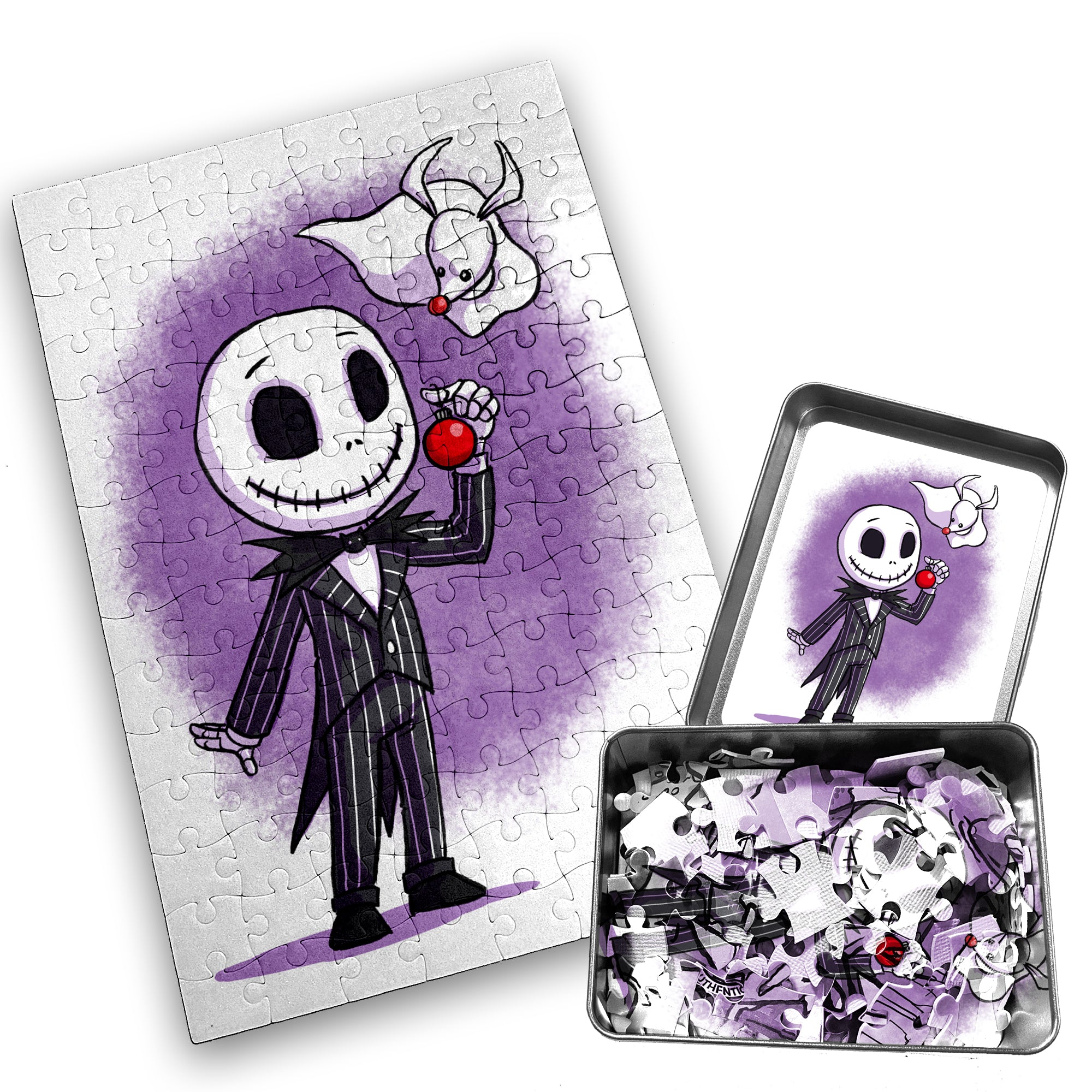 Jack - Character - 120 Piece Jigsaw Puzzle