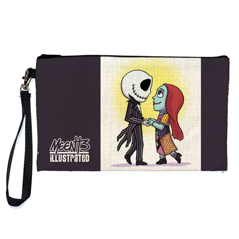 Jack & Sally - Character - Large Pencil/Device Bag