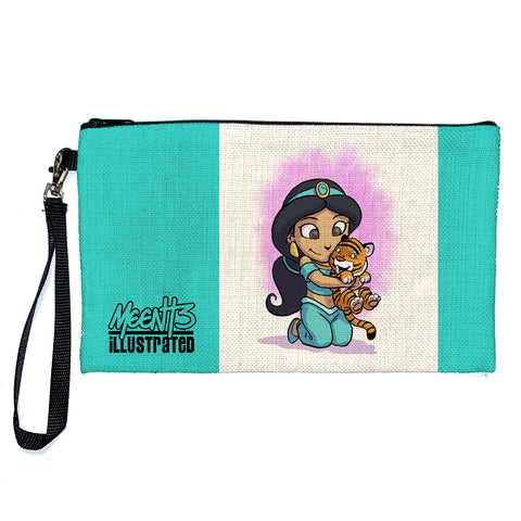 Jasmine - Character - Large Pencil/Device Bag