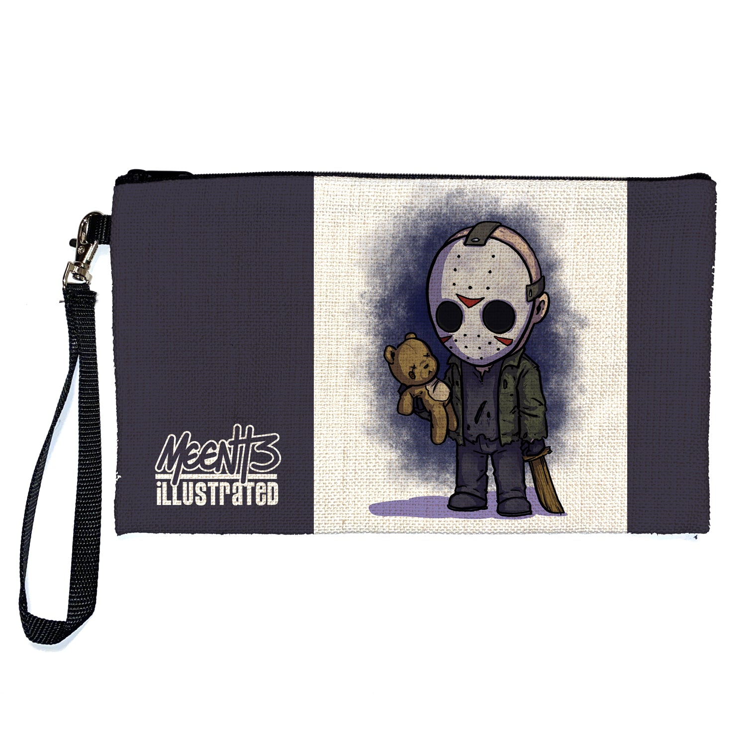 Jason - Character - Large Pencil/Device Bag