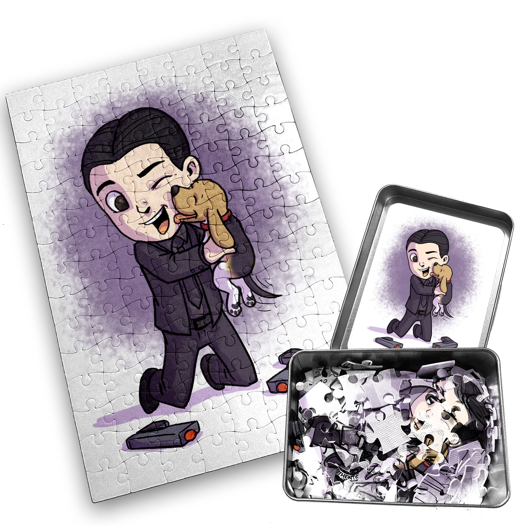 John Wick - Character - 120 Piece Jigsaw Puzzle