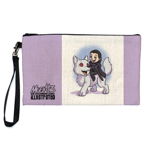 Jon Snow - Character - Large Pencil/Device Bag