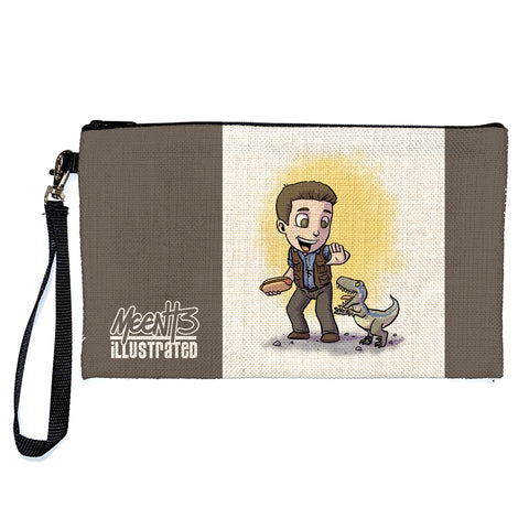 Jurassic World - Character - Large Pencil/Device Bag