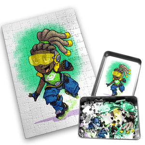 Lucio - Character - 120 Piece Jigsaw Puzzle