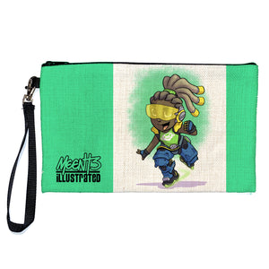Lucio - Character - Large Pencil/Device Bag