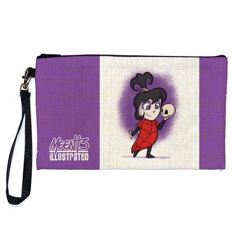Lydia - Character - Large Pencil/Device Bag