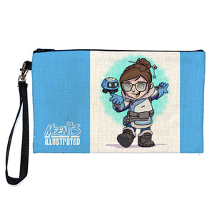 Mei - Character - Large Pencil/Device Bag