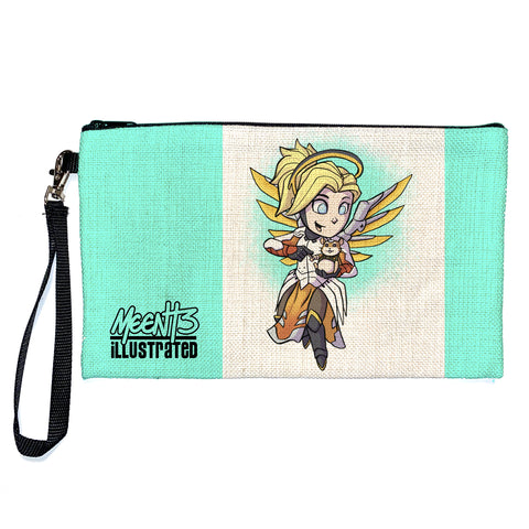 Mercy - Character - Large Pencil/Device Bag