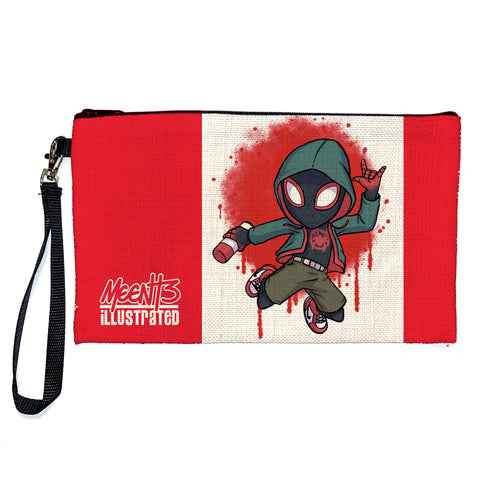 Miles - Character - Large Pencil/Device Bag
