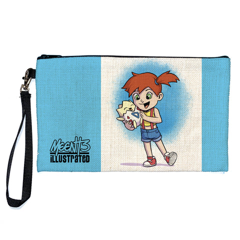 Misty - Character - Large Pencil/Device Bag