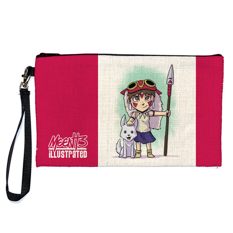 Mononoke - Character - Large Pencil/Device Bag