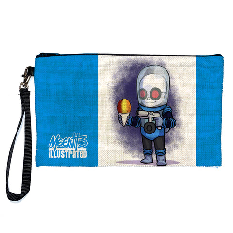 Mr. Freeze - Character - Large Pencil/Device Bag