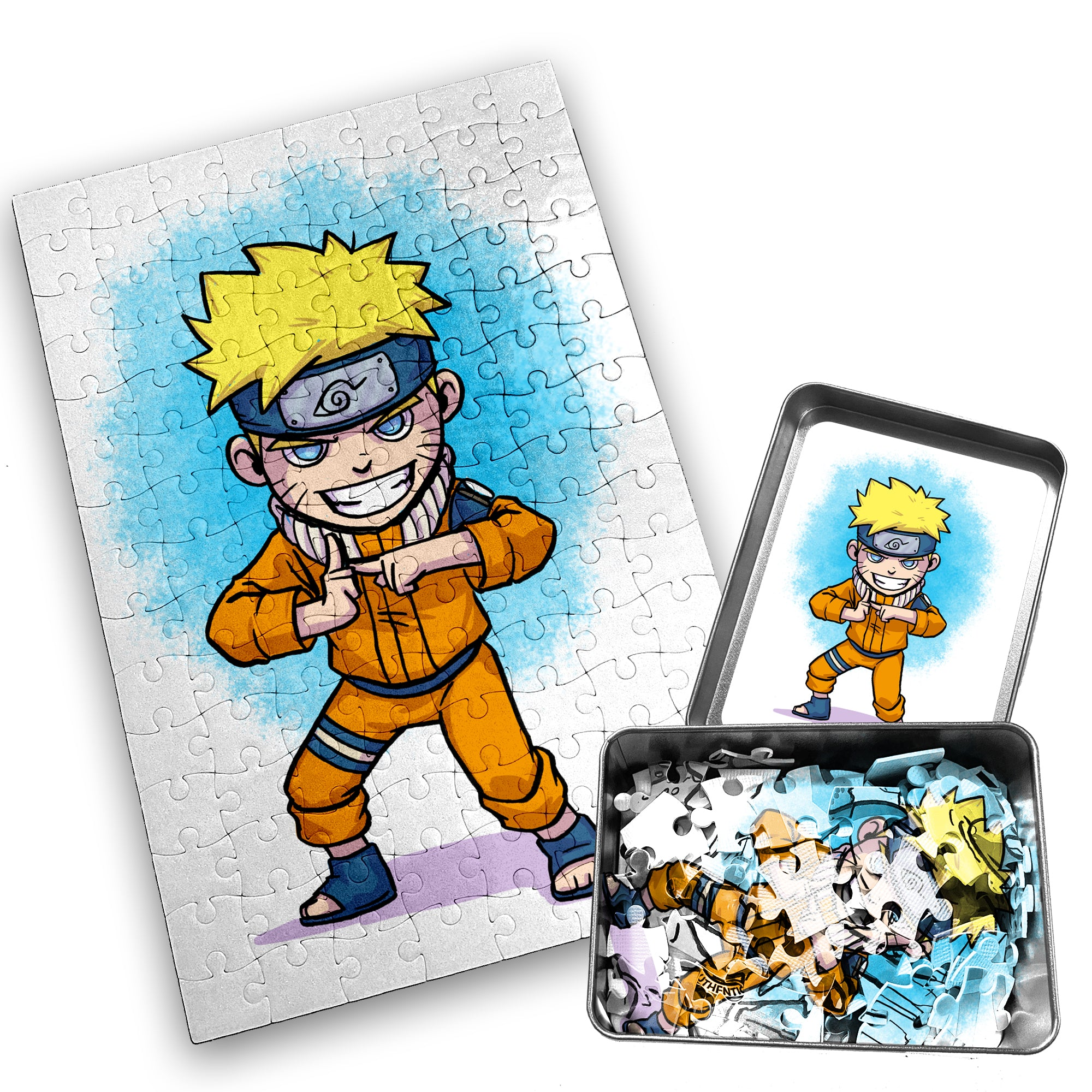 Naruto - Character - 120 Piece Jigsaw Puzzle