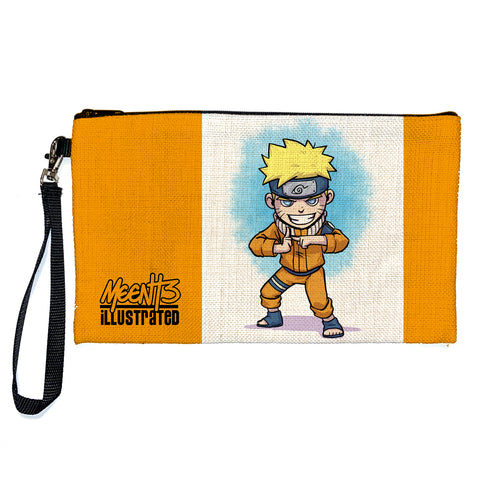 Naruto - Character - Large Pencil/Device Bag