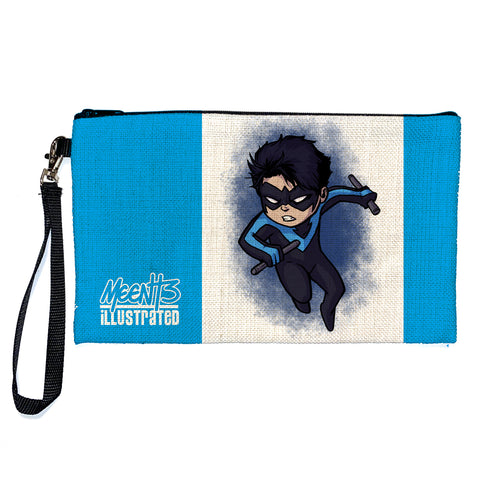 Nightwing - Character - Large Pencil/Device Bag