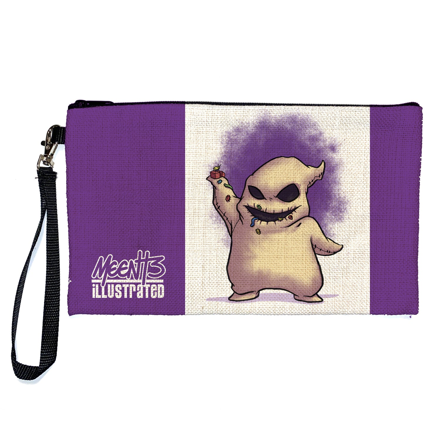 Oogie Boogie - Character - Large Pencil/Device Bag