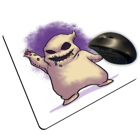 "Oogie Boogie - Custom ""Thin"" Mouse Pad"