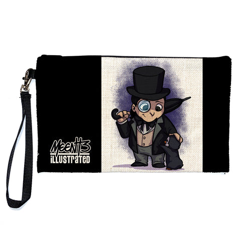 Penguin - Character - Large Pencil/Device Bag