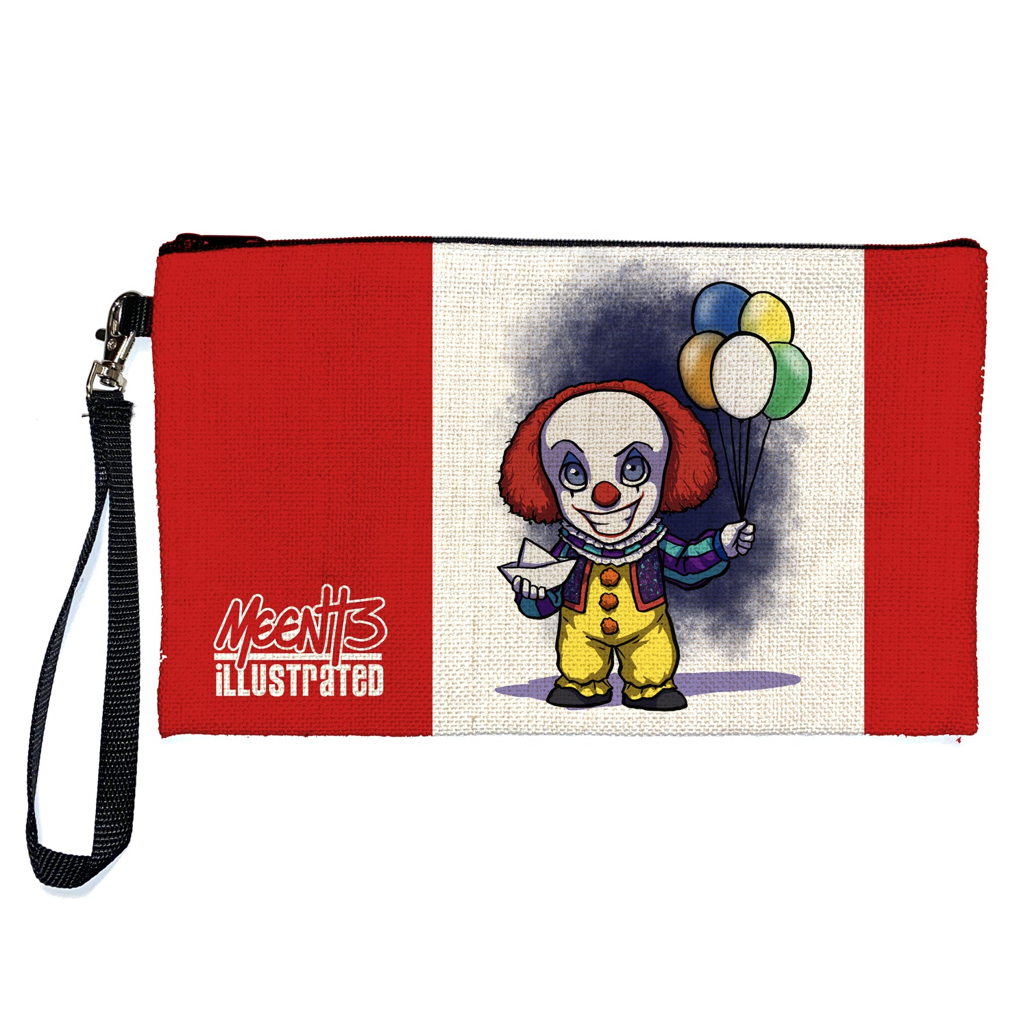 Pennywise - Character - Large Pencil/Device Bag
