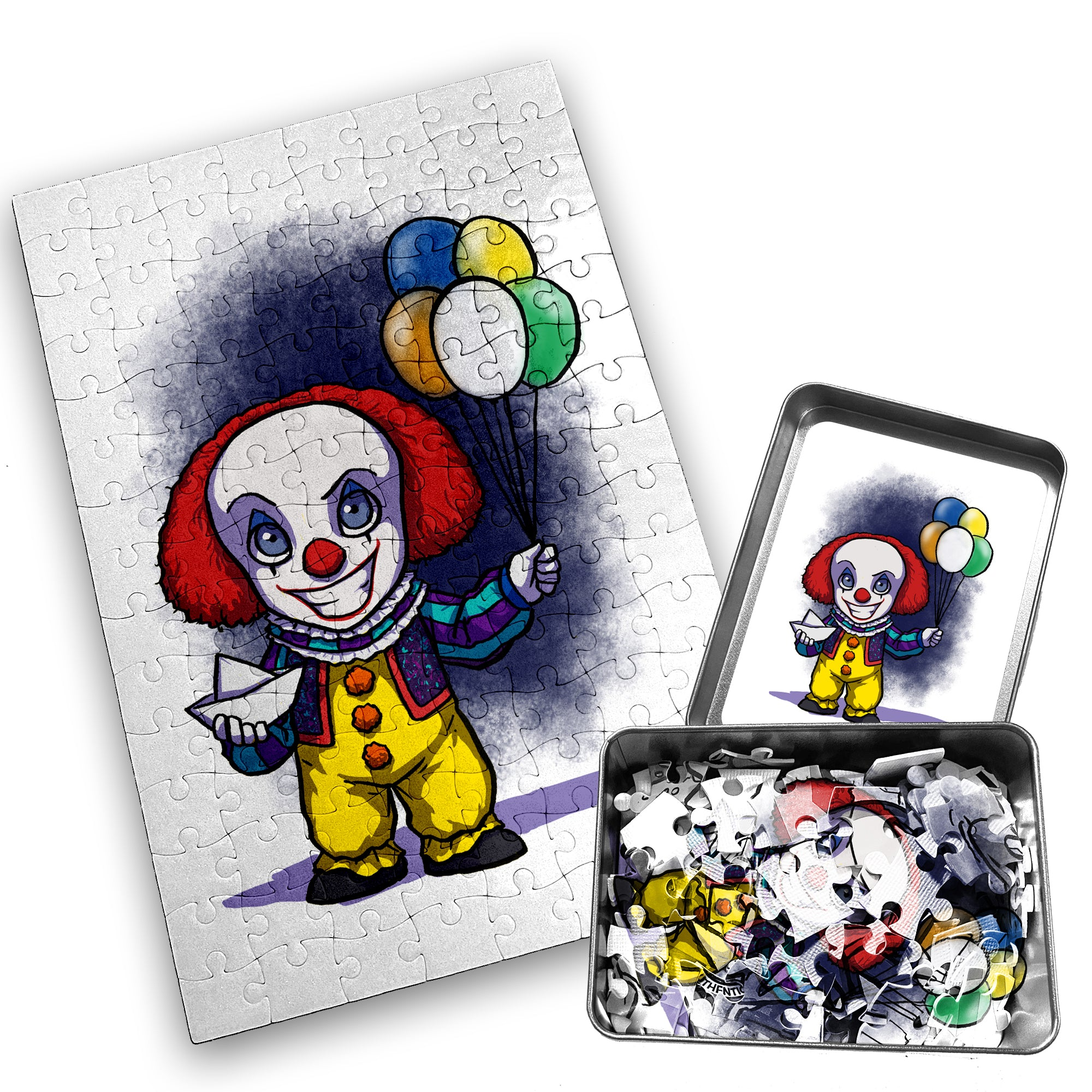Pennywise - Character - 120 Piece Jigsaw Puzzle