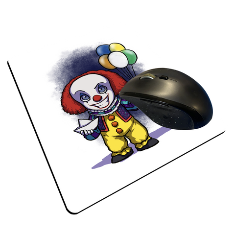 "Pennywise - Custom ""Thin"" Mouse Pad"