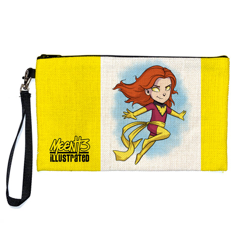 Phoenix - Character - Large Pencil/Device Bag