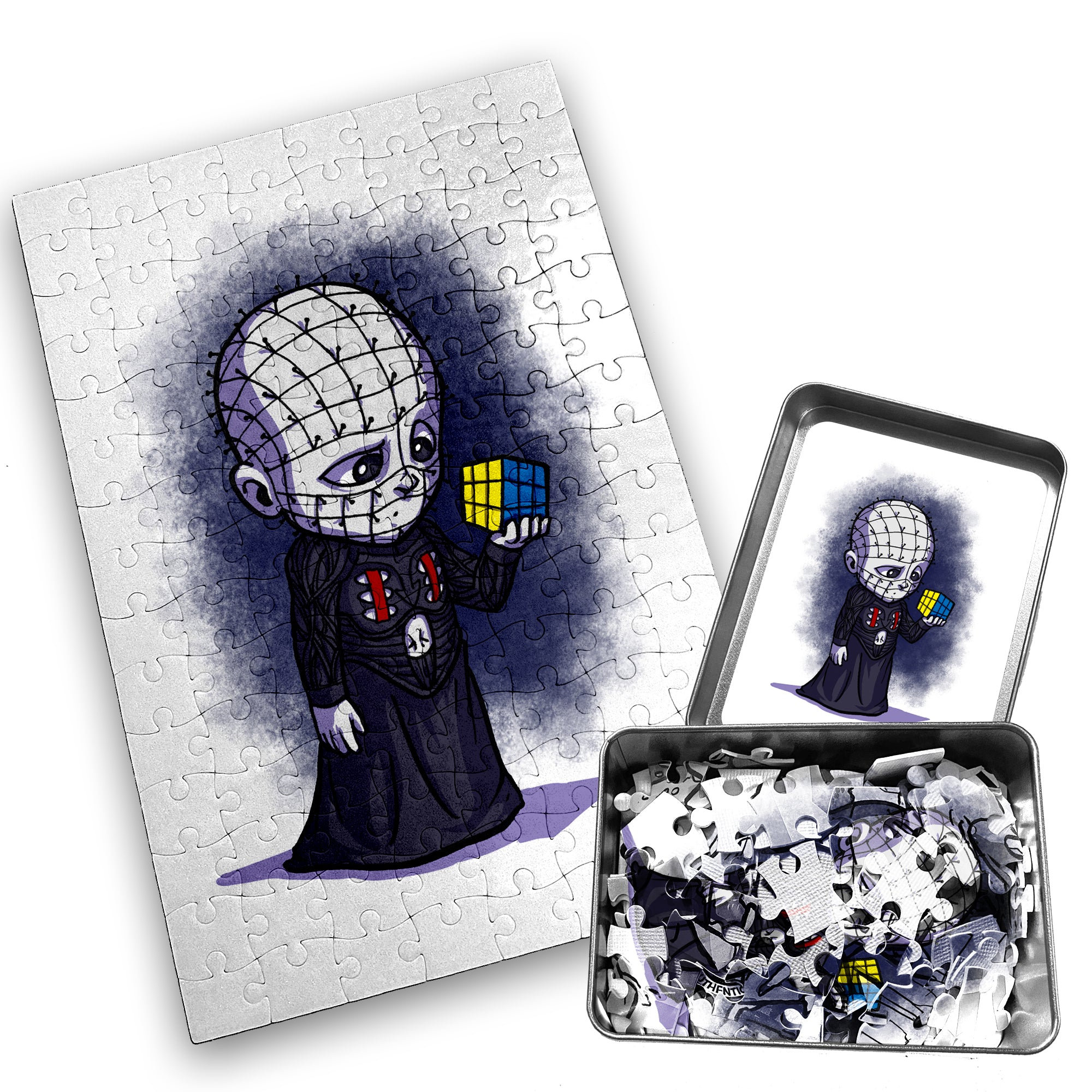 Pinhead - Character - 120 Piece Jigsaw Puzzle