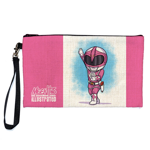 Pink Ranger - Character - Large Pencil/Device Bag