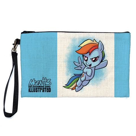 Rainbow Dash - Character - Large Pencil/Device Bag