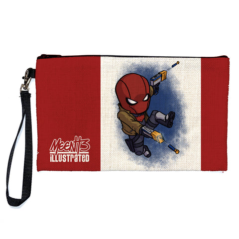 Red Hood - Character - Large Pencil/Device Bag