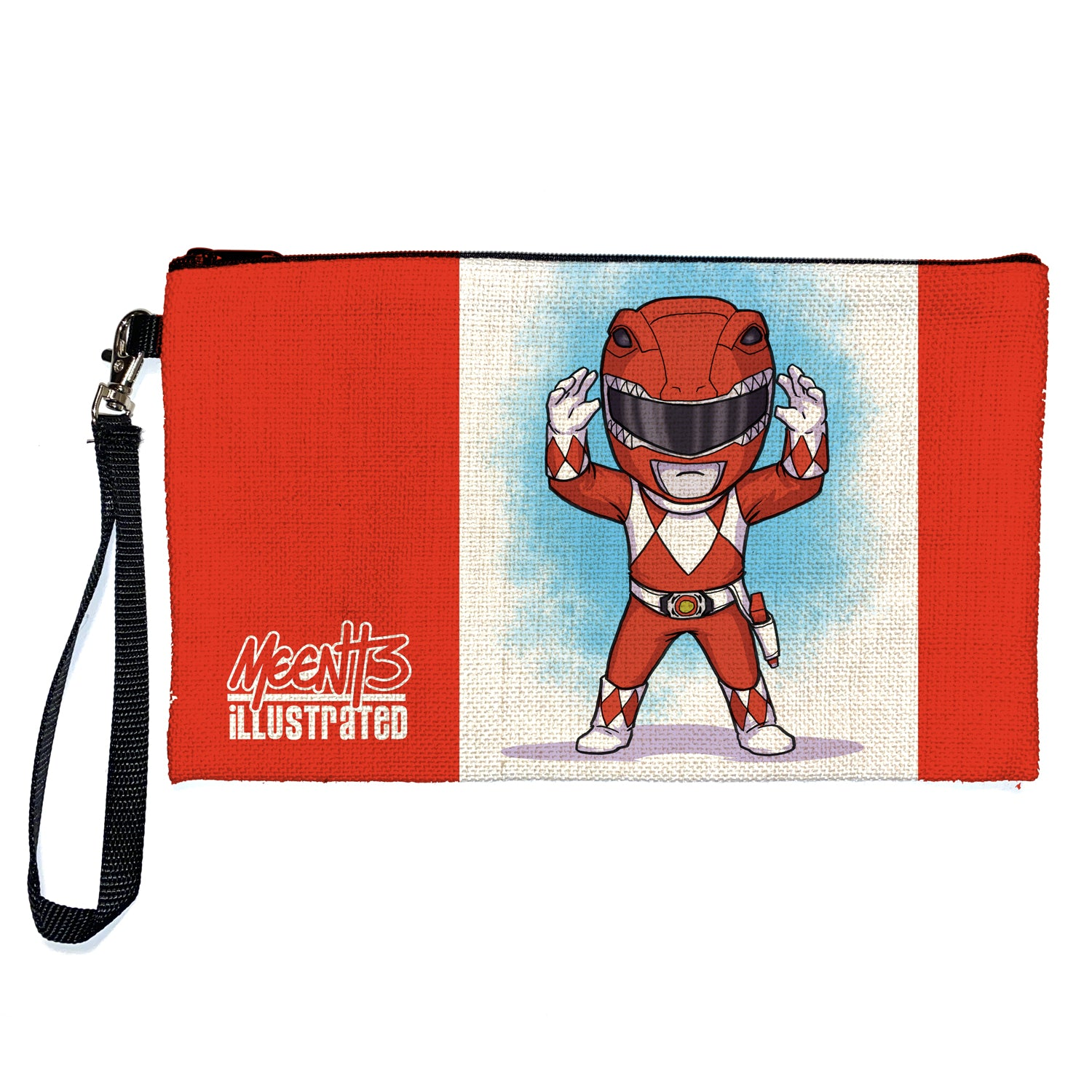 Red Ranger - Character - Large Pencil/Device Bag