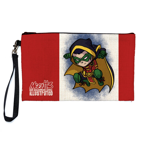 Robin - Character - Large Pencil/Device Bag