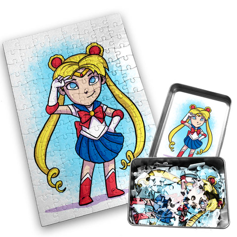 Sailor Moon - Character - 120 Piece Jigsaw Puzzle