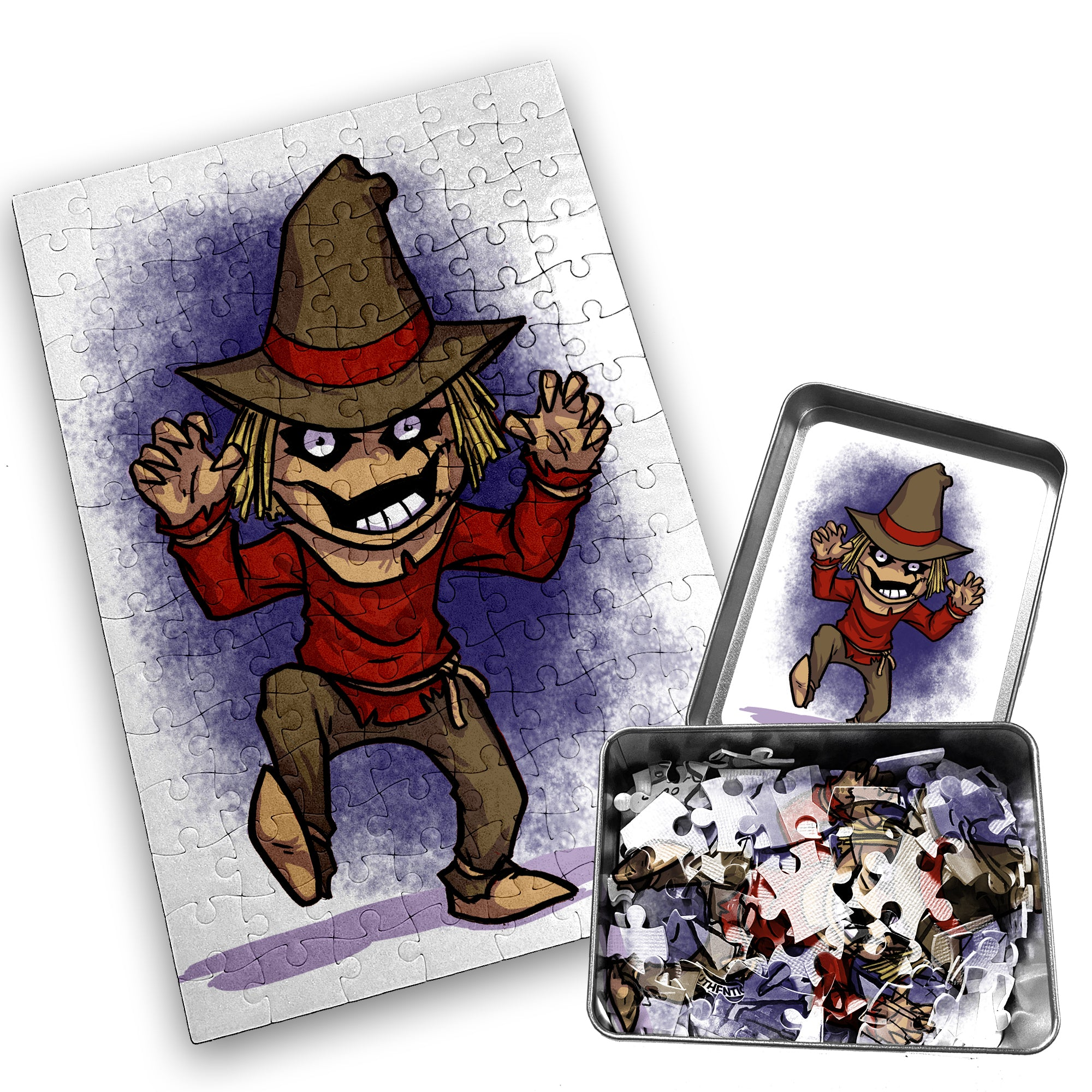 Scarecrow - Character - 120 Piece Jigsaw Puzzle