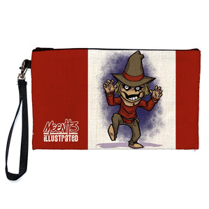 Scarecrow - Character - Large Pencil/Device Bag