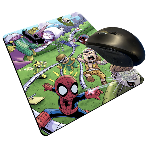 "Sinister 6 - Custom Graphic ""Thin"" Mouse Pad"