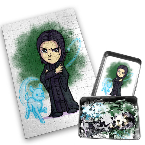 Snape - Character - 120 Piece Jigsaw Puzzle