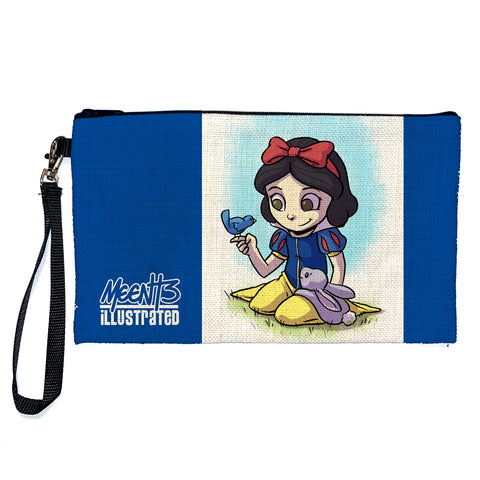 Snow White - Character - Large Pencil/Device Bag