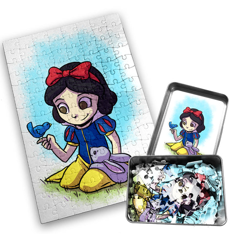 Snow White - Character - 120 Piece Jigsaw Puzzle