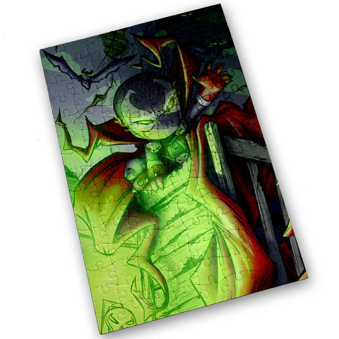 Spawn 250 - 120 Piece Jigsaw Puzzle