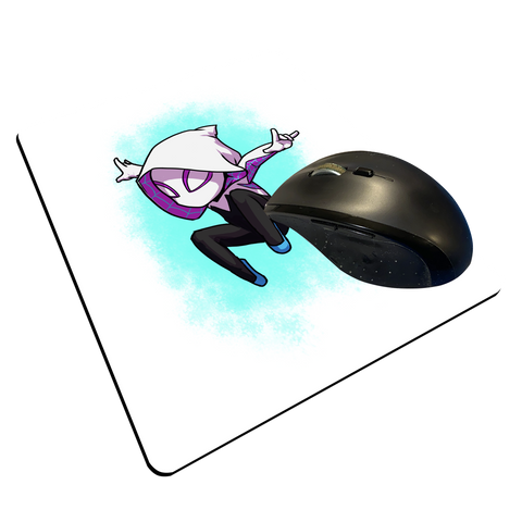 "Spider Gwen - Custom ""Thin"" Mouse Pad"
