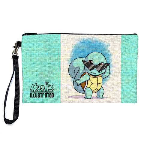 Squirtle - Character - Large Pencil/Device Bag
