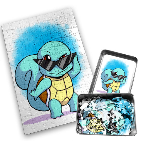 Squirtle - Character - 120 Piece Jigsaw Puzzle