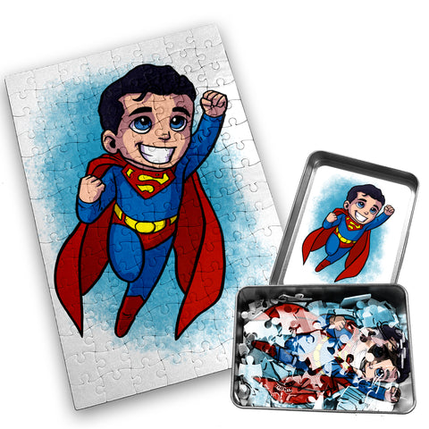 Superman - Character - 120 Piece Jigsaw Puzzle