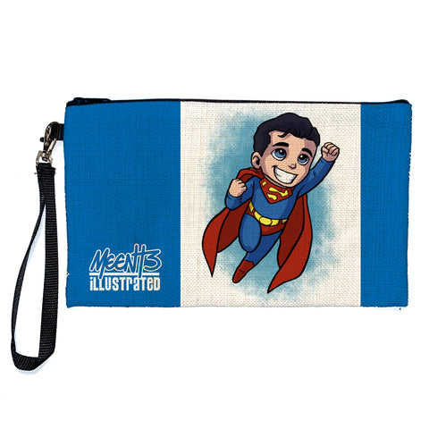 Superman - Character - Large Pencil/Device Bag