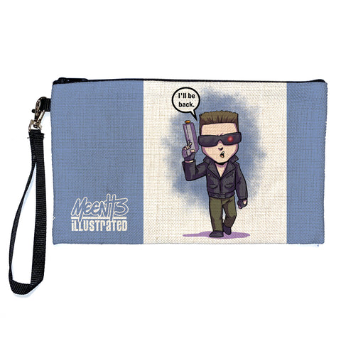 Terminator - Character - Large Pencil/Device Bag