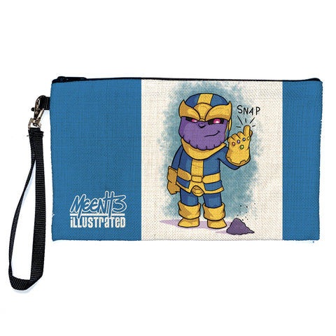 Thanos - Character - Large Pencil/Device Bag